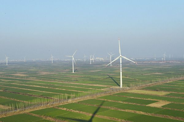 Huadian-Changyi wind power plant project(phase 2)
